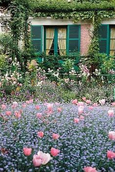 Home of Claude Monet, Giverny - France