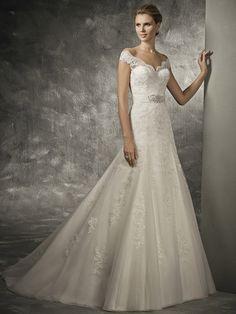 Brautkleider im gehobenen Preissegment | miss solution Bildergalerie - Modell DS162/19 by DIVINA SPOSA