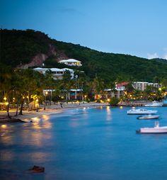 Bolongo Bay Beach Resort, St. Thomas, US Virgin Islands. #honeymoon