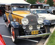 1930 Cadillac V-16 Madame X club sedan | Flickr - Photo Sharing!