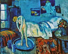 Picasso, The Blue Room Museum Collection | Tutt'Art@ | Pittura * Scultura * Poesia * Musica |