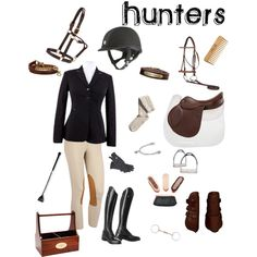 Hunters - Polyvore