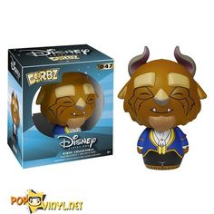 Disney Dorbz Announcements - Beauty and the Beast, Little Mermaid and Alice In…