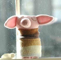 sleepy pig - i'm in love!