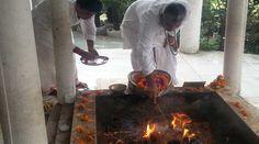 Importance of Mantra recitation in Yagya