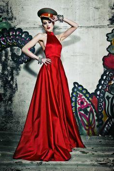 Lena Hoschek Atelier Made To Order Mariinski Dress