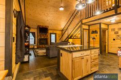 Ellijay Cabin Review: Coosawattee River Resort 'Take a Breath' cabin