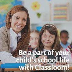 Classloom, öğretmenler, ebeveynler ve öğrenciler arasındaki iletişim ve işbirliğini arttıran % 100 ücretsiz bir uygulamadır.