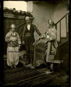 Albanian costume (1917)