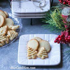 Cream Cheese Cookies – Gluten Free via @lowcarbyum