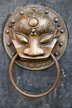 Door knocker | by Dennis Kruyt