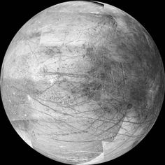 Embedded image permalink Nasa Images, Moon Images, Nasa Photos, Space Images, Space Photos, Sistema Solar, Cosmos, Jupiter's Moon Europa, Space And Astronomy