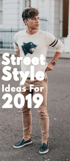 Street style is simple yet looks stunning when styled correctly. A complete style guide for men on street style outfit ideas for Stylish Street Style, Street Style Looks, Mens Fashion Blog, Fashion Trends, Stylish Outfits, Fashion Outfits, Stitch Fix Outfits, Mens Suits, Style Ideas