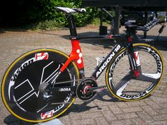 Paul Voss' Argon 18 E-118 Next, Tour de France - 2015