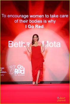 So proud of Beth!