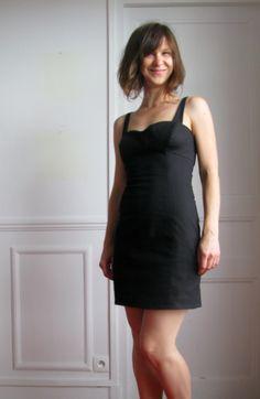 georgia dress, by hand london