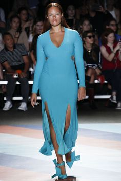 Christian Siriano Spring/Summer 2017 Ready-To-Wear Collection | British Vogue #NYFW