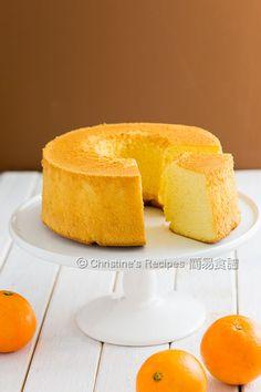 Orange Chiffon Cake02