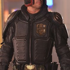 How To Build a Judge Dredd Costume