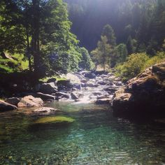 Pagliari, Carona - Italy