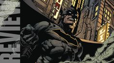 Batman #23: The Brave and the Mold Review  Batman #23 starts off with a bang  two bangs actually.  We see a man reciting the lyrics to My Wild Irish Rose as he is being shot in the head twice. The man seemingly continues to recite the words after hes died.  The dead man it turns out is Swamp Things father. The plant elemental shows up at the crime scene as Batman and Commissioner Gordon are trying to figure out how the killer came in through the 86th floor window. The resulting investigation…