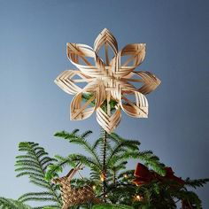 Give a little cheer. #star #ornament #handmade #food52 #gift #guide