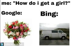 I love Bing Stupid Funny Memes, Funny Relatable Memes, Haha Funny, Hilarious, Top Memes, Best Memes, Dankest Memes, Dark Humour Memes, Edgy Memes