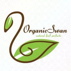 #Organic #Swan logo