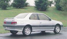Peugeot 405 Coupé, 1987