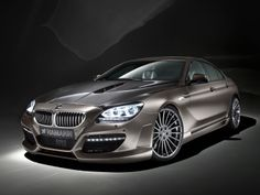 Hamann BMW 6 Series Gran Coupe (F06) '2012–pr.
