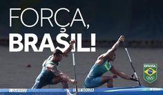 Que prova a do Izaquias e Erlon! Haja coração para canoagem! #rio2016 #canoagem #timebrasil #izaquiasqueiroz #erlonsilva #agentenaoquersocomida #avidaquer @avidaquer por @samegui