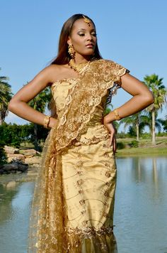 QUEEN OF THE BRIDES by TeKay designs