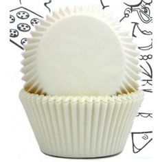 Shop online for Golda's Kitchen Baking Cups - Solid - White - Standard at Golda's Kitchen; the leading Canadian on-line shopping site for quality bakeware, cookware, and cake decorating supplies. Cake Decorating Supplies, Baking Cups, Mini, Kitchen, Cupcake, Tools, Cooking, Instruments, Kitchens