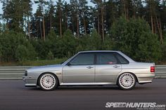 THE QUATTRO WARRIOR: AN AUDI 80 LIKE NO OTHER - Speedhunters