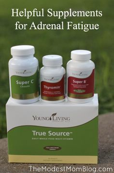 Supplements that are good for Adrenal Fatigue