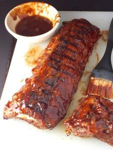 Baby Back Ribs Oven Style - A great recipe for Baby Back Ribs slow roasted in the oven.  You won't believe how good & easy it is! - theoptimalistkitchen.com