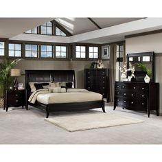Master bedroom set I like.