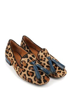 1cadbff26c99e Slippers TAIHIN Léopard - Ballerine - CHAUSSURES FEMME - FEMME Robe  Leopard, Imprimés Animaliers,