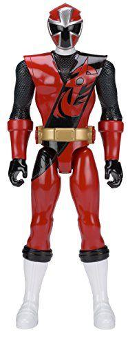 Discounted Power Rangers Ninja Steel 12-Inch Red Ranger Figure
