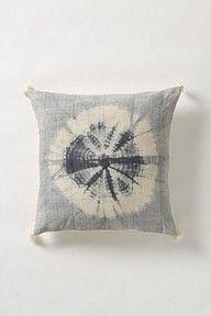 ∆ Tie Dye pillow