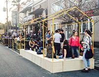 Parklet Vicentina X   2015