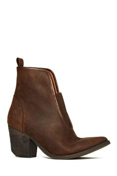 Jeffrey Campbell Winslow Boot - Jeffrey Campbell | Heels | Ankle | Shoes