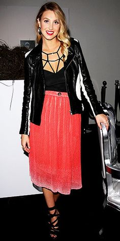 """How can a """"fashion designer"""" have so little fashion sense?  Whitney Port, that's how"""