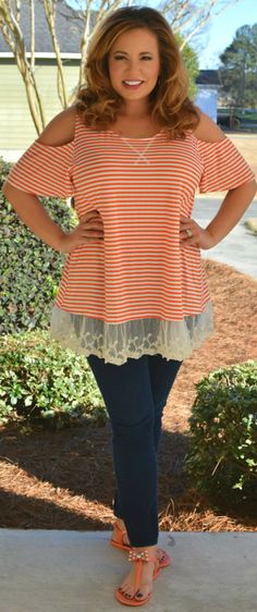Perfectly Priscilla Boutique - Line Them Up And Make Them Fall Top, $34.00 (http://www.perfectlypriscilla.com/line-them-up-and-make-them-fall-top/)
