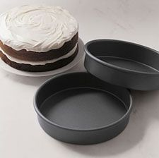 What Is the Most Universal Round Cake Pan Size? —  Good Questions