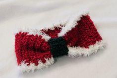 FREE Pattern - HoHoHo Headband by Speckled Frog Crochet