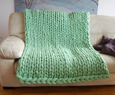 Hey, I found this really awesome Etsy listing at https://www.etsy.com/listing/485480851/sale-chunky-knit-blanket-100-wool-wool