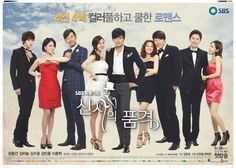 Korean Drama : A Gentleman's Dignity | kanimepop I am in love with this show, it is so funny