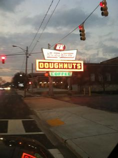 The original - If you can't find Wofford, find the Krispy Kreme and navigate from there.
