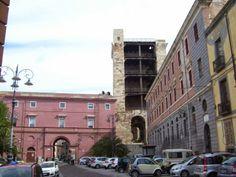 Cagliari: La Torre di San Pancrazio by traveloguesardinia.